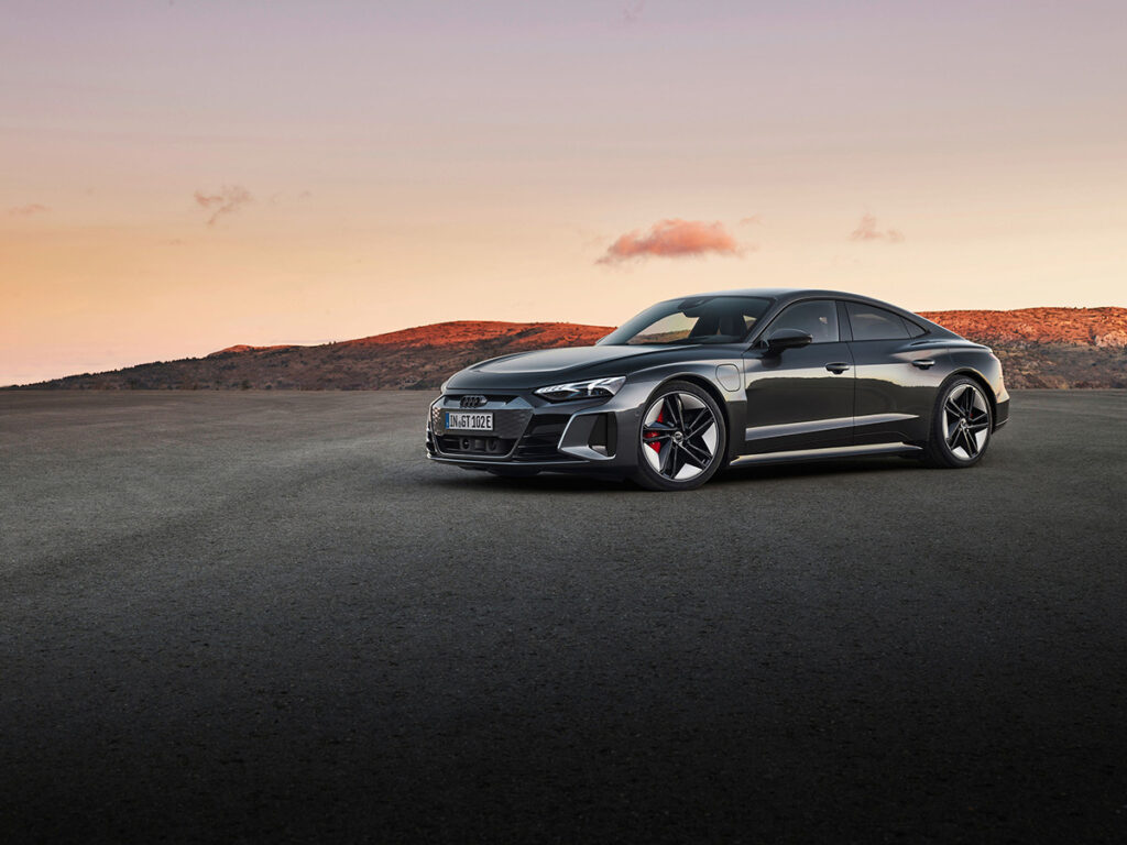 Modelo de Audi e-tron GT: Audi RS e-tron GT