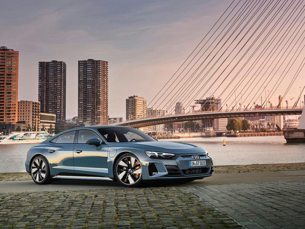 Modelo de Audi e-tron GT: Audi e-tron GT Quattro